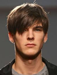 model hair men 2015 short model for classic cut with long and wispy softening bangs