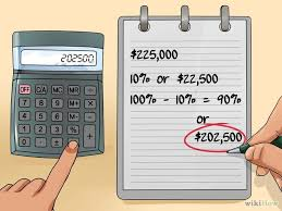 Estimate Mortgage Loan Amount by How To Calculate Mortgage Insurance Pmi Howto