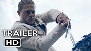 king arthur legend of the sword comic con trailer 2017 charlie
