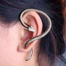 what is ear cuff pin by david white on reptile jewelry reptiles