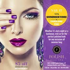 polish nail spa home facebook
