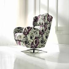 Luxury Swivel Chair by Luxury Swivel Fabric Chair For Your Home Decoration Ideas With
