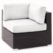 Outdoor Sofa Cushion Sunbrella Canvas Natural Extra Large Outdoor Replacement Corner