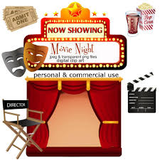 301 Moved Permanently by Movie Night Ticket Clipart China Cps
