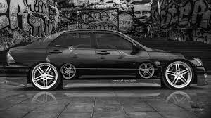 altezza car black toyota altezza two cars jdm 2x tuning crystal car 2016 wallpapers 4k