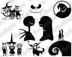 sale nightmare before svg collection nightmare