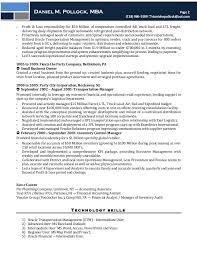 Footlocker Resume Daniel Pollock Resume