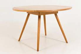 drop leaf coffee tables vintage drop leaf table with 3 chairs by cees braakman for pastoe