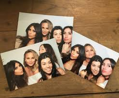 kim kardashian threw chrissy teigen a baby shower in typical