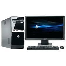 boulanger ordinateur de bureau hp ordinateur bureau 100 images pc bureau darty pc de bureau hp