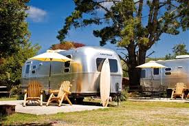 7 places to stay along the california coast in an airstream