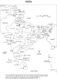 Map Of States With Capitals by India Printable Blank Maps Outline Maps U2022 Royalty Free