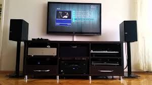 home theater systems denon home theater pioneer kef q300 denon youtube