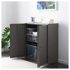 ivar cabinet with doors ikea