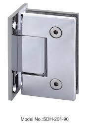 Hinged Glass Shower Door Bath Glass Door Hinges Home Design Hay Us
