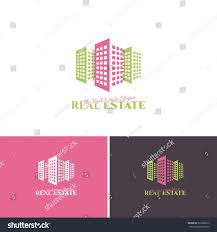 3d style real estate vector icons stock vector 226268512