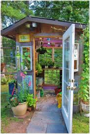 backyards gorgeous 17 perfectly charming garden sheds greenhouse