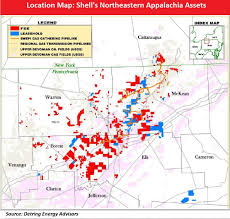 Permian Basin Map Marketed Appalachia Conventional Oil Assets Shell Oil And Gas