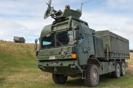 future military jeep driver defence careers