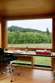 modern tiny house the watershed house oregon usa