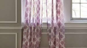 curtains popular semi sheer printed curtains modern printed