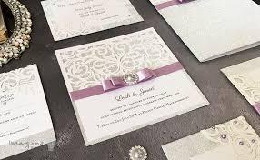 wedding stationery how to make sparkling laser cut wedding stationery