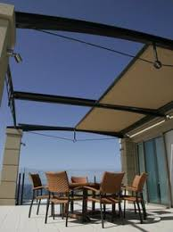 Outrigger Awnings Outrigger Awnings Retracting Awning With Poles And Frame