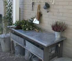 potting tables for sale garden potting bench plan our gallery of sweet ideas garden potting