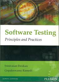 software testing principles and practices 1st edition buy