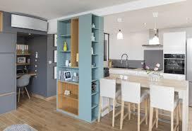 cuisine design lyon un bain de lumière aménagement rénovation appartement lyon