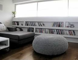 decorating the room with large round ottoman u2013 matt and jentry