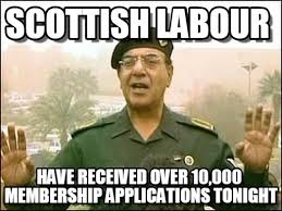 Scottish Meme - scottish labour iraqi information minister meme on memegen