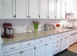 white oak wood cordovan windham door beadboard kitchen cabinets