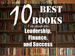 self help finance 10 best books on finance leadership and success