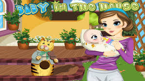 New Home Decoration Game Baby In The House U2013 Baby Home Decoration Game For Little Girls And