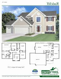 2 Storey 3 Bedroom House Floor Plan by Home Design Top 5 Bedroom House Plans 2 Story And Small