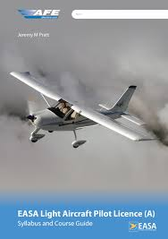 easa lapl a syllabus u0026 course guide