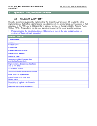 catering proposal quote template economies business outline
