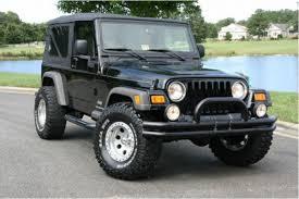 jeep sport black 2005 2005 jeep wrangler sport black suvs for sale in louisiana
