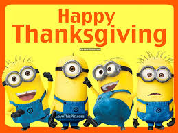 happy thanksgiving minions pictures photos and images for