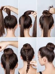 Hochsteckfrisurenen Kinnlanges Haar Anleitung by Festliche Frisuren Für Mittellanges Haar Anleitung Mode Frisuren
