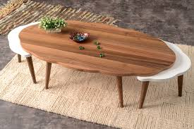 modern coffee table sets nesting tables by home designer goods