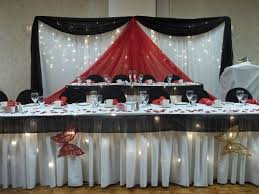 Red And Black Wedding Download Red And Black Wedding Decoration Ideas Wedding Corners