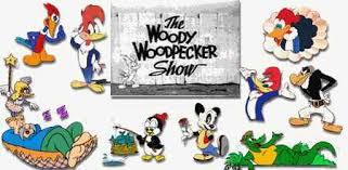 woody woodpecker show memories