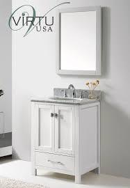 caroline avenue 24 inch contemporary bathroom vanity 24 inch