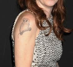 taryn manning tattoos bird arm tattoo pretty designs