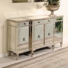 Mirrored Sideboards And Buffets by Silver Sideboards U0026 Buffets You U0027ll Love Wayfair