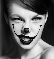white face halloween makeup 45 maquillages d u0027halloween qui feront de vous la reine de la