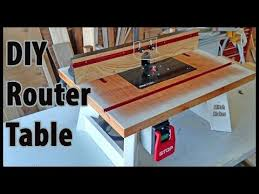 how to build a router table youtube build a benchtop router table diy youtube woodworking