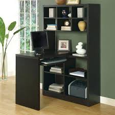 Computer Desk With Shelves Above Shelves For Desk Computer Desk Ideas That Make More Spirit Work